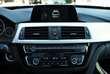 BMW Serii 3 Gran Turismo 318d GT Czarny używany Wnętrze