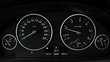 BMW Serii 3 Gran Turismo 318d GT Czarny używany Przedni