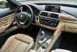BMW Serii 3 Gran Turismo 330i xDrive Ciemnoszary używany Wnętrze
