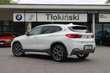 BMW X2 xDrive20i M Sport X Biały używany Prawy tył