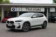 BMW X2 xDrive20i M Sport X Biały używany Lewy przód