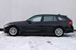 BMW Serii 3 Touring 320d Czarny używany Bok