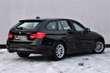 BMW Serii 3 Touring 320d Czarny używany Prawy tył
