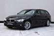BMW Serii 3 Touring 320d Czarny używany Lewy przód