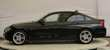 BMW Serii 3 Limuzyna 320d Czarny używany Deska rozdzielcza