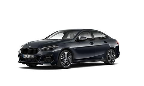 BMW Seria 2 Gran Coupé 18d M Sport Gran Coupe Szary