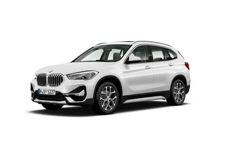 BMW X1 sDrive 18 i xLine Biały