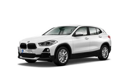 BMW X2 sDrive20i Advantage Biały