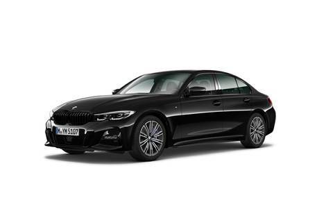 BMW Seria 3 Limuzyna 330i M Sport M Performance Czarny